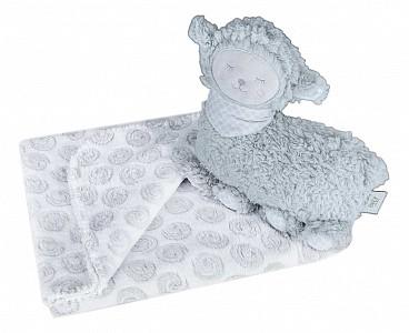 Плед детский (75x100 см) Sheep