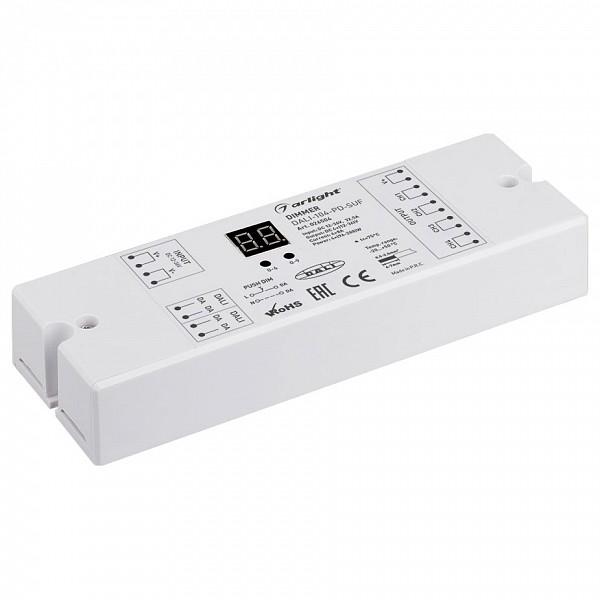 Контроллер-диммер Intelligent DALI-104-PD-SUF (12-36V, 4х8А)