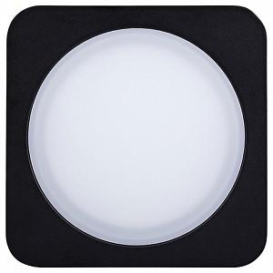 Встраиваемый светильник Ltd-96x96SOL-BK-10W Day White