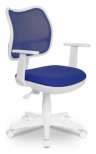 Кресло компьютерное Бюрократ CH-W797 синее