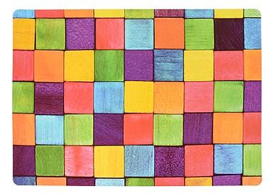 Салфетка (42x28 см) Кубики