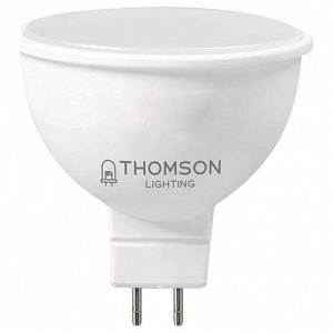 Лампа светодиодная [LED] Thomson GU5.3 8W 3000K