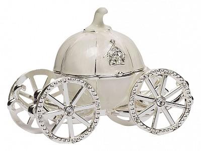 Шкатулка декоративная (9х7х5 см) Карета LS0723B