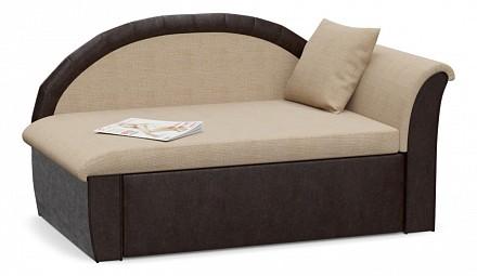 Прямой диван-кушетка Капри Выкатной / Диваны / Мягкая мебель