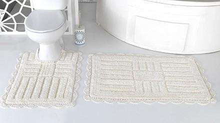 Набор из 2 ковриков для ванной ANCOR