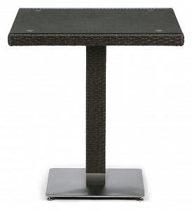 Стол обеденный T605SWT-W53-70x70 Brown