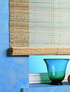 Штора рулонная Бамбук
