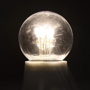 Лампа светодиодная Dia E27 220В 1Вт NONEK 405-125