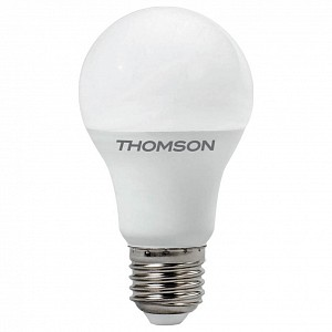 Лампа светодиодная [LED] Thomson E27 7W 6500K