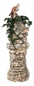 Фонтан напольный (52х170 см) Эльбрус Ф354