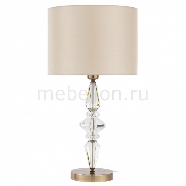 Купить Настольная лампа декоративная Monte Carlo DIA091TL-01BZ, Maytoni