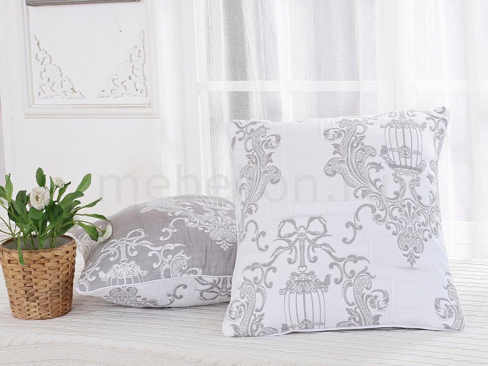 Наволочка для декоративных подушек CLEO CLE_45_001_3-BR от Mebelion.ru