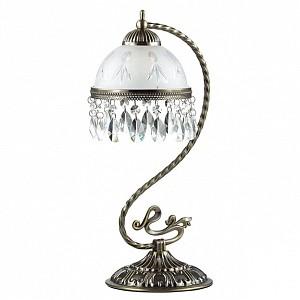 Настольная лампа итальянской фабрики Avifa LMN_2989_1T