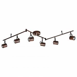 Потолочный светильник 6 ламп Clifton LSP-9136