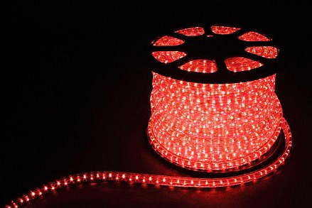 Шнур световой (50 м) LED-F3W 26067