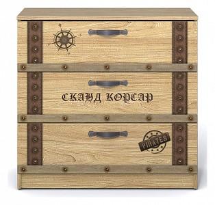 Яркий комод Корсар SKN_Km-K