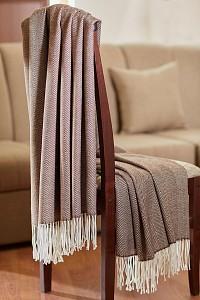 Плед (130х190 см) Woolen