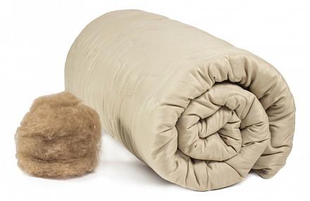 Одеяло двуспальное Camel wool