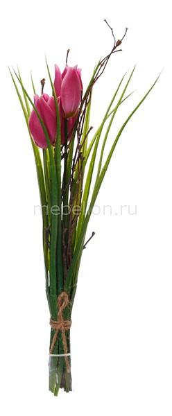 Букет Home-Religion (30 см) Из 3-х тюльпанов 58020500 плейсматы dorothy s home плейсмат набор 4шт принт тюльпаны пвх