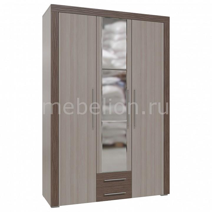 Шкаф платяной Азалия 4-4805