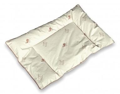 Подушка детская (40x60 см) Верблюжонок