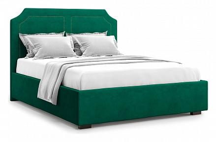 Кровать двуспальная Lago 180 Velutto 33