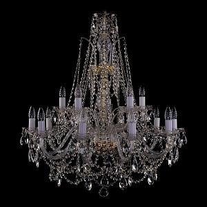 Хрустальная люстра 1411 Bohemia Ivele Crystal (Чехия)