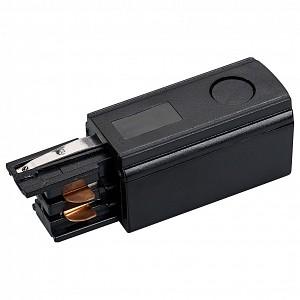 Заглушка для трека [99x32.5x32.5] Lgd-4tr Lgd-4TR-CON-POWER-L-BK (C)