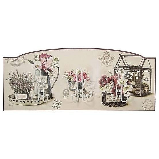 Купить Настенная Вешалка (60Х25 См) Прованс-Aki S21