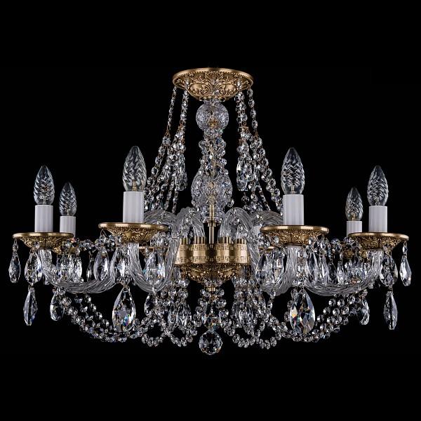 Подвесная люстра 1606/8/240/FP Bohemia Ivele Crystal  (BI_1606_8_240_FP), Чехия