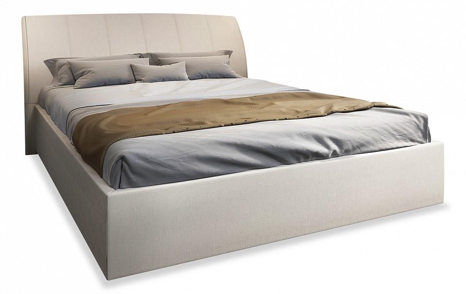 Кровать двуспальная с матрасом и подъемным механизмом Orchidea 160-200