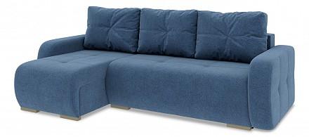 Угловой диван-кровать Томас Slim Т1 Тик-так / Диваны / Мягкая мебель
