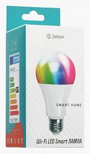 Лампа светодиодная E27 100-240В 15Вт 6500K ZTSHLBRGBE271RU