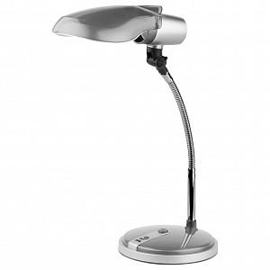 Настольная лампа офисная NE-301-E27-15W-S