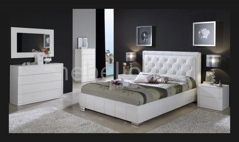 Спальня Dupen ESF_Dupen_661_Cinderella_180 от Mebelion.ru