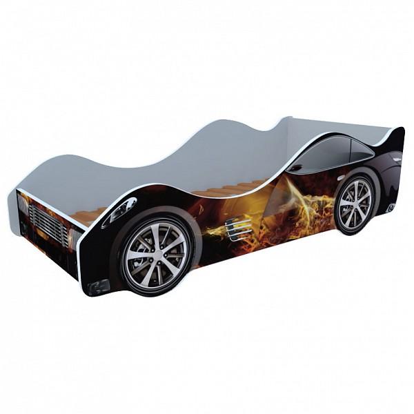 Кровать-машина Огонь M040