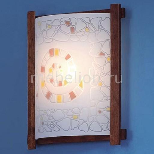 Накладной светильник Улитка Багет Венго 921 CL921111R
