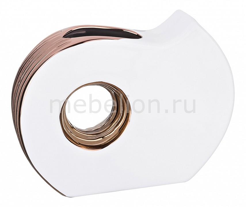 Ваза настольная АРТИ-М (24x6x19 см) Золотая коллекция 699-131