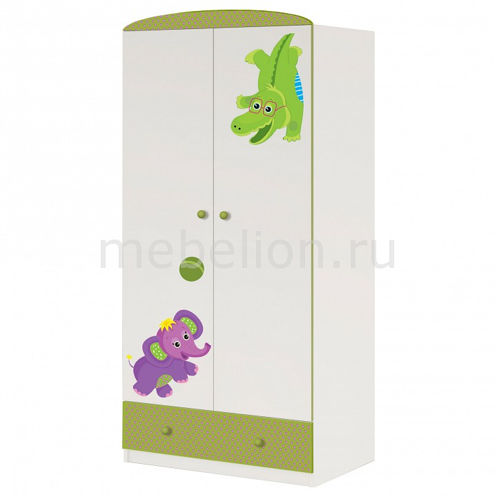 Шкаф платяной Polini Basic Elly