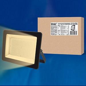 Настенный прожектор ULF-F18 ULF-F18-150W/WW IP65 200-240В BLACK