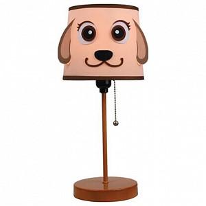 Настольная лампа в детскую Puppy HR_H060-1