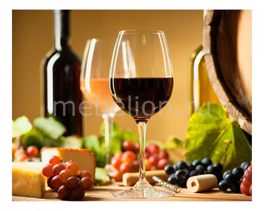 Панно Ekoramka (50х40 см) Вино и бочка 1744072К5040