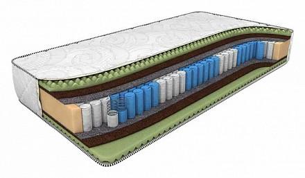 Матрас полутораспальный Ergo Foam Smart Zone 2000x1400