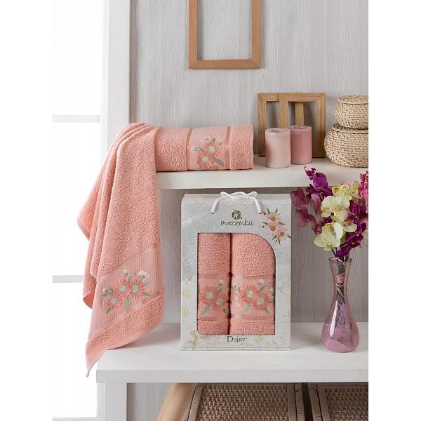 Набор полотенец для ванной Daisy Gold