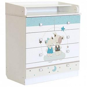 Пеленальный комод для новорожденных Фея 1780 TPL_0001044_9_6