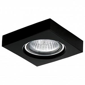 Встраиваемый светильник черного цвета Lui LS_006167