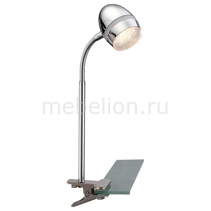 Купить Настольная лампа офисная Manjola 56206-1K, Globo