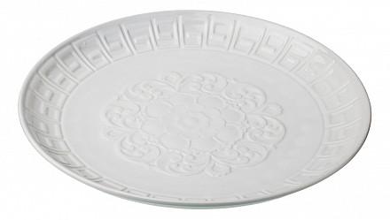 Блюдо декоративное (30 см) Меандр 122-503