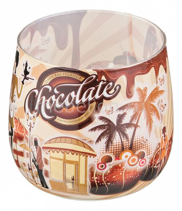 Свеча ароматическая АРТИ-М (6x7 см) Шоколад 348-485 свеча ароматическая арти м 8х7 см закат 348 468