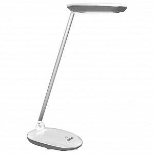 Настольная лампа офисная TLD-531 Grey-White/LED/400Lm/4500K/Dimmer
